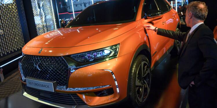 Automobile: DS espère remonter la pente d'ici à 2019