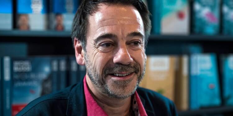 L'écrivain Michel Bussi, une réussite française