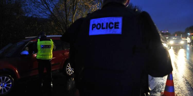Menace terroriste: la France prolonge jusqu'en avril les contrôles à ses frontières