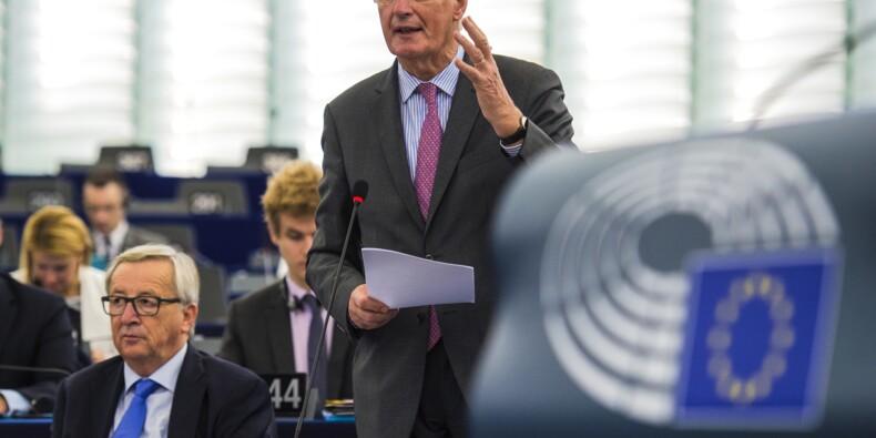 """Brexit: une """"impasse préoccupante"""" mais des avancées possibles"""