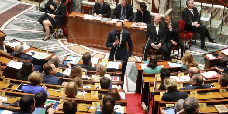 """Revenus du capital: les députés votent en commission la """"flat tax"""""""