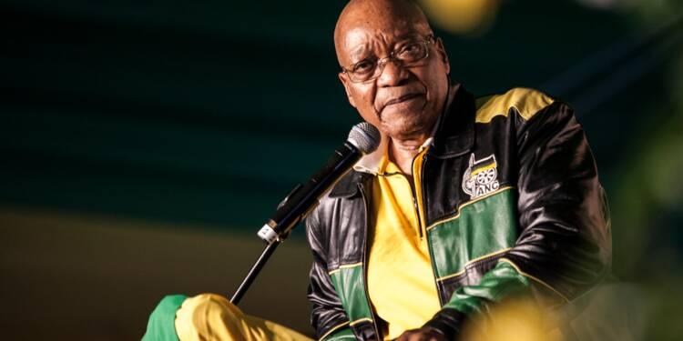 Afrique du Sud: nouveau coup dur judiciaire pour le président Zuma