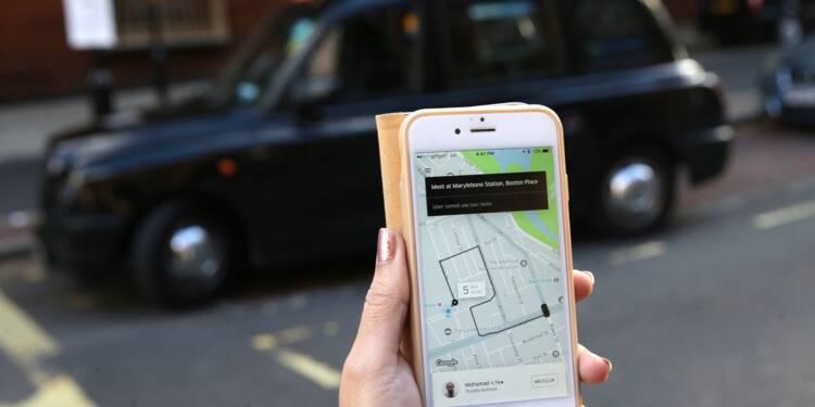 La fable de la grenouille ou le quotidien des chauffeurs Uber à Londres