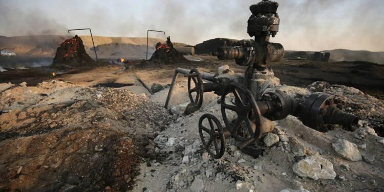 Les Kurdes accusent Bagdad de vouloir reprendre le pétrole de Kirkouk