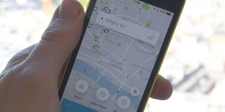 Uber fait appel de son interdiction à Londres