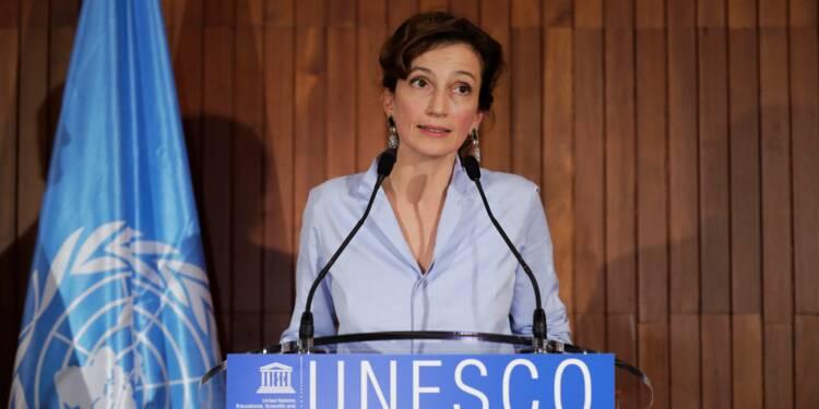 La Française Audrey Azoulay élue directrice générale de l'Unesco
