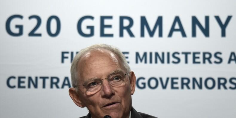 Le G20 finance a évité l'épineuse question du protectionnisme
