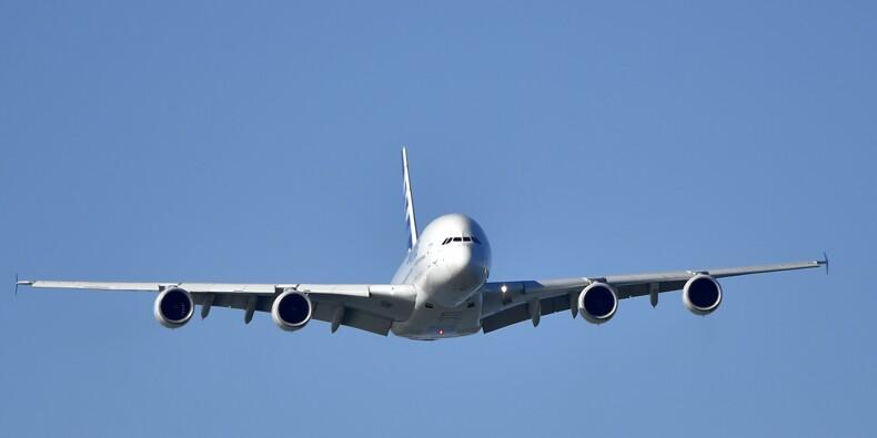 La FAA ordonne une inspection visuelle d'une partie des moteurs d'A380