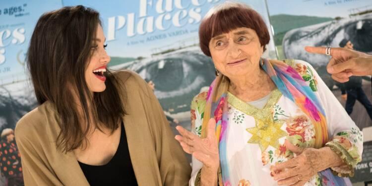 Los Angeles, utopies, argent... Agnès Varda en 5 à 7 réflexions