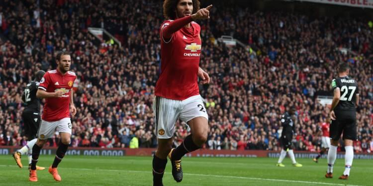 Angleterre: Manchester United à Liverpool pour faire passer un message