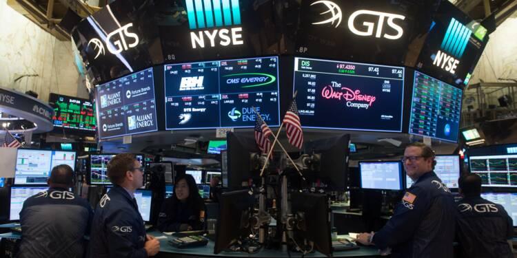 Wall Street emmenée à la hausse par des indicateurs américains