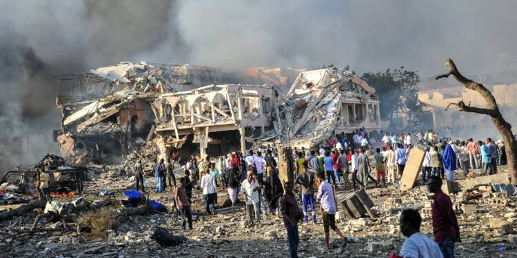 Somalie: au moins 20 morts dans un attentat à la bombe à Mogadiscio
