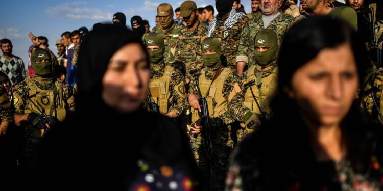 Syrie: les jihadistes de l'EI seront évacués de Raqa, en passe de tomber