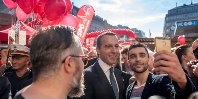 Autriche: dernière mêlée électorale, l'extrême droite incontournable