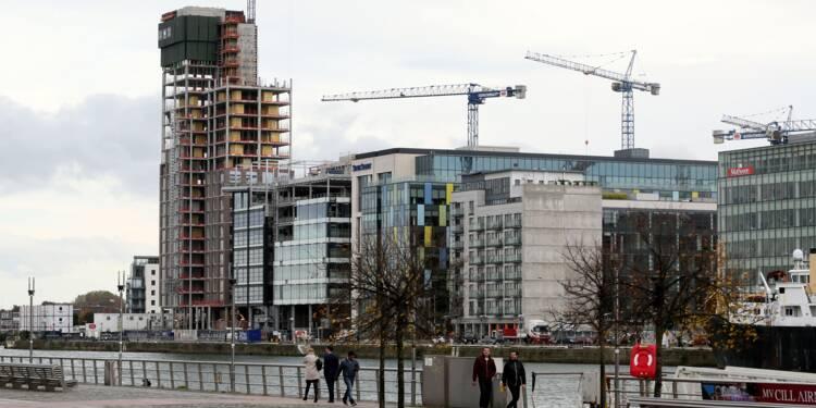 Dix ans après sa bulle, l'Irlande toujours confrontée à une crise du logement