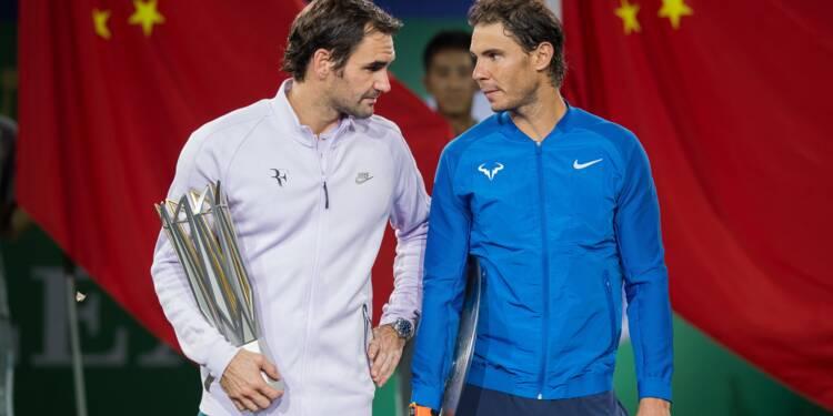 Tennis: l'inoxydable Federer encore supérieur à Nadal