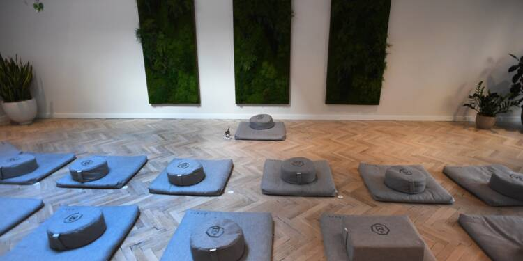 Après le yoga, place à la méditation pour tous