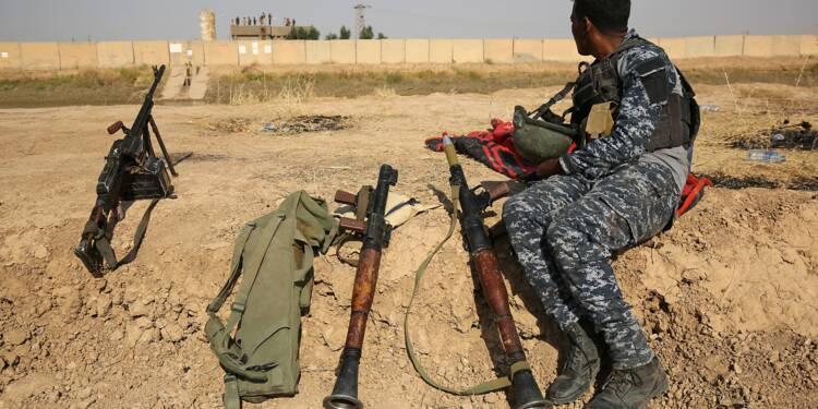 """Bagdad accuse les Kurdes de vouloir """"déclarer la guerre"""""""