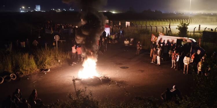 Ordonnances: la CGT pétrole menace de grève à compter du 23 octobre
