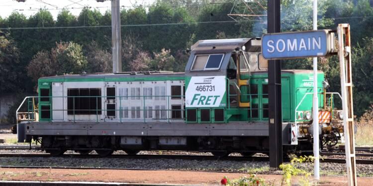 Fret SNCF: le groupe dément un projet de privatisation en 2018