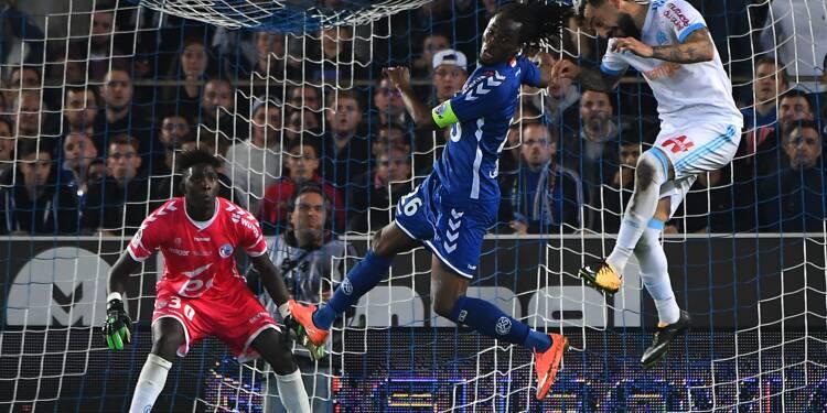 """Ligue 1: l'OM piétine avant le """"clasico"""", Nice replonge lors de la 9e journée"""