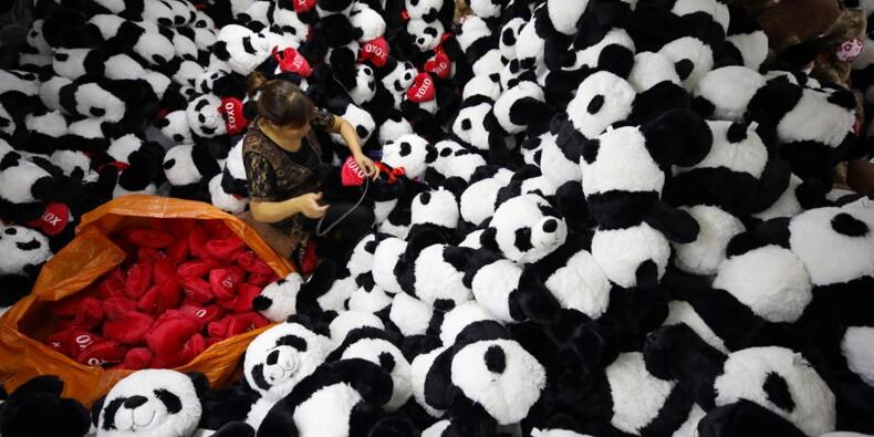 Chine: forte hausse des prix à la production en septembre