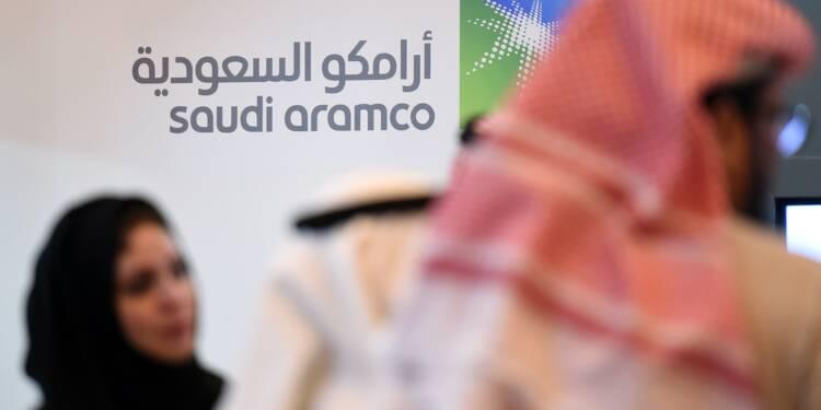 """Pétrole: Aramco """"absolument prêt"""" pour une introduction en Bourse"""