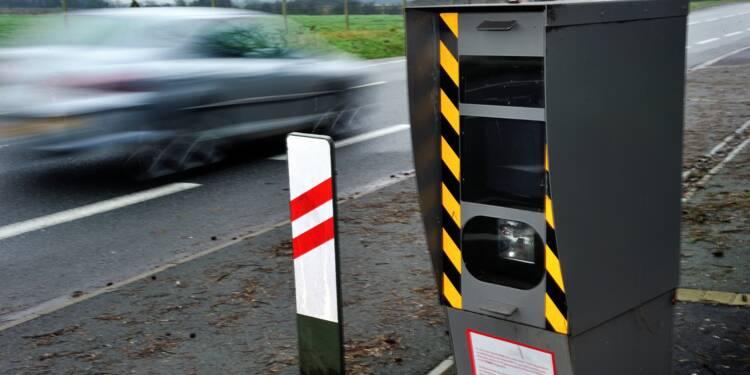 """Radars routiers """"pompes à fric""""? Un rapport tord le cou au cliché"""