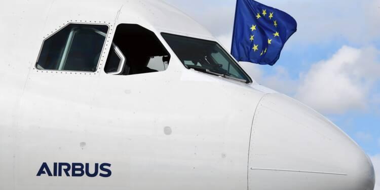 Airbus prend les commandes des avions CSeries de Bombardier