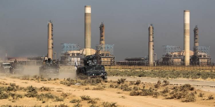Le conflit entre l'Irak et le Kurdistan pourrait faire monter le cours du pétrole