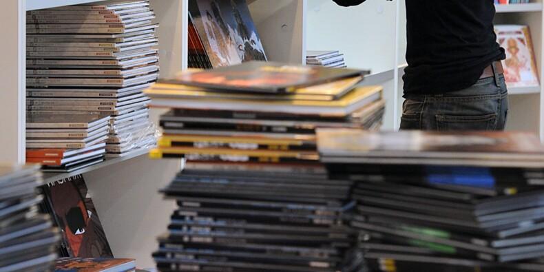 La bande dessinée, secteur en plein essor