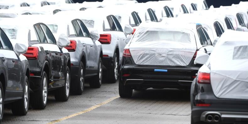 Allemagne: hausse du marché auto en 2017 malgré le déclin du diesel
