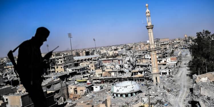 Syrie: 3.250 morts dans la bataille de Raqa dont 1.130 civils