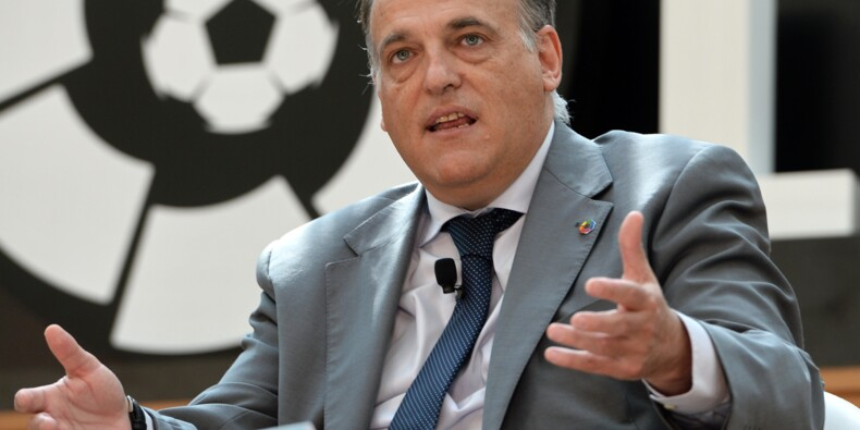 Droits TV en Espagne: la Liga retarde un appel d'offres à cause de la Catalogne