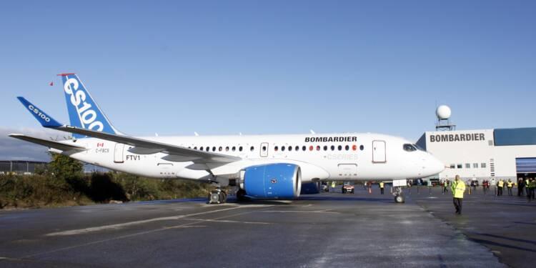 Victoire pour Bombardier, ses avions CSeries ne seront pas taxés aux Etats-Unis