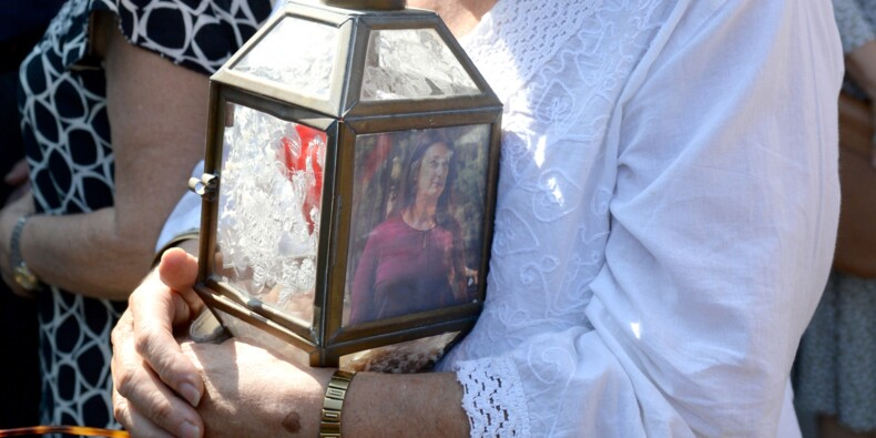 Malte réclame justice après l'assassinat d'une militante anti-corruption