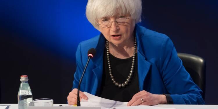 Exit Janet Yellen, la première femme à la tête de la Fed