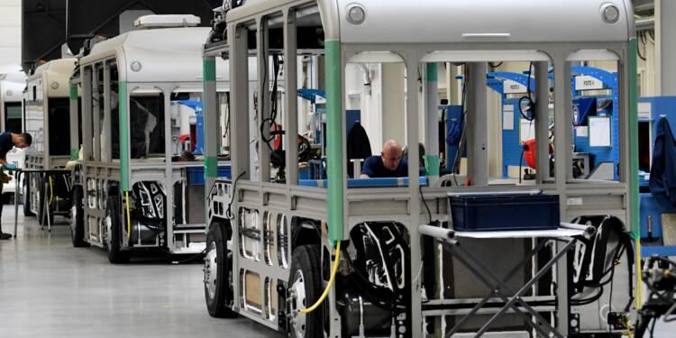 Bolloré: contrat pour la fourniture de bus électriques à Bruxelles