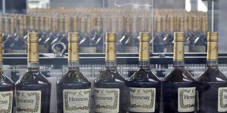 Cognac: victime de son succès, Hennessy veut produire plus