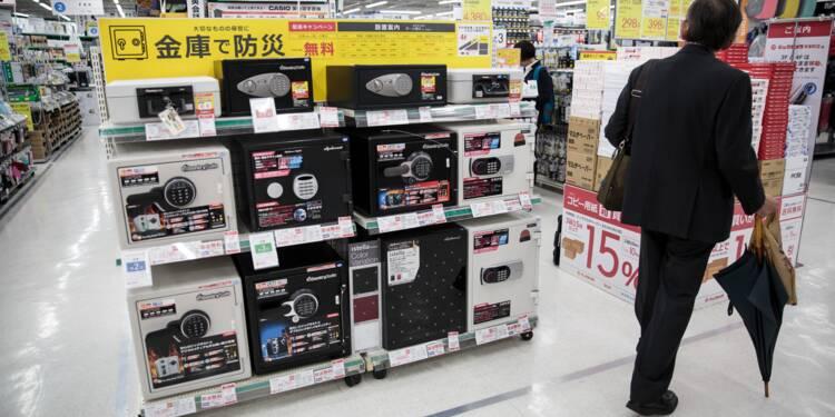 Au Japon, les coffres-forts pour l'épargne personnelle font recette