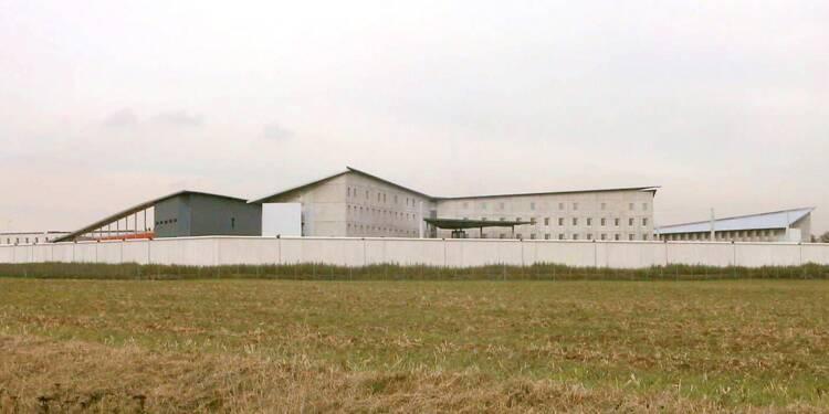 """Meaux: un surveillant mis en examen pour """"violences aggravées"""" sur un détenu"""