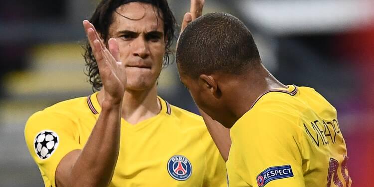 Ligue des champions: le PSG continue son sans-faute, qualification en vue