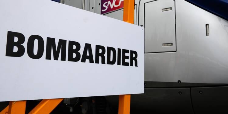 Bombardier pas condamné au mariage, selon son patron pour la France