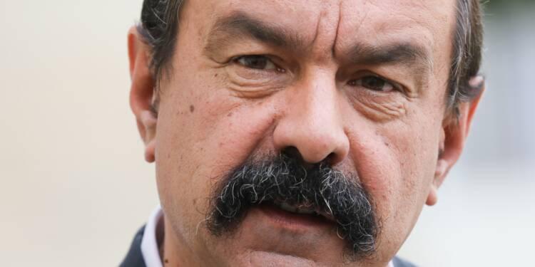 Egalité salariale: Martinez demande plus de moyens humains pour l'inspection du travail