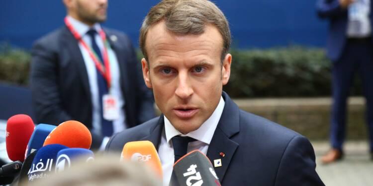 Macron veut modérer l'élan libre-échangiste de Bruxelles
