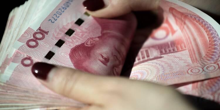 Chine: la croissance reste robuste end épit d'un tassement au 3e trimestre