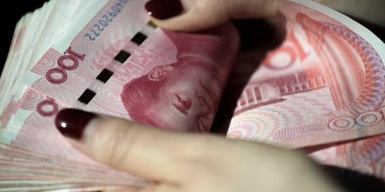 Chine: croissance robuste en dépit d'un tassement au 3e trimestre