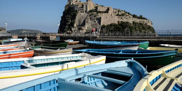 A Ischia, un G7 des ministres de l'Intérieur sur les combattants étrangers