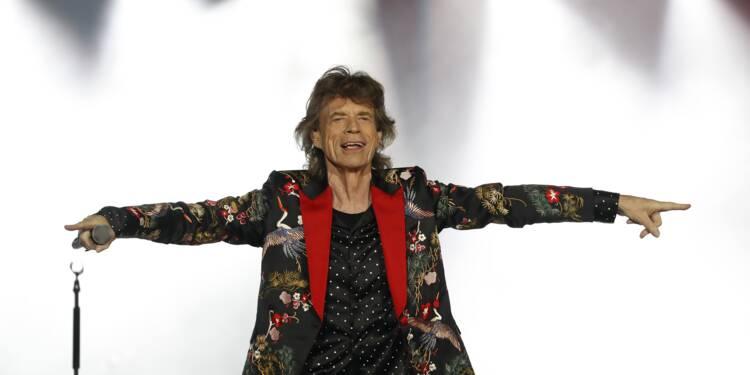 Les Rolling Stones ont fait flasher la U Arena