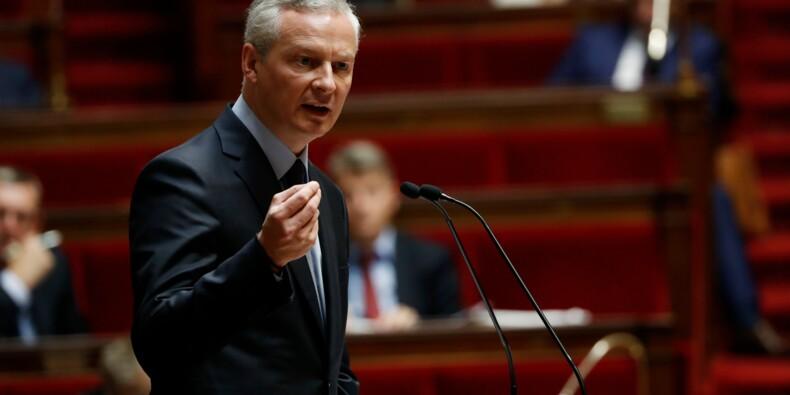 "Budget: feu vert de l'Assemblée à la ""flat tax"", après des débats tendus"
